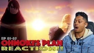 Ohnoki's Plan for Mitsuki! First Time Watching Boruto Episode 81 82 83 84 85 Reaction