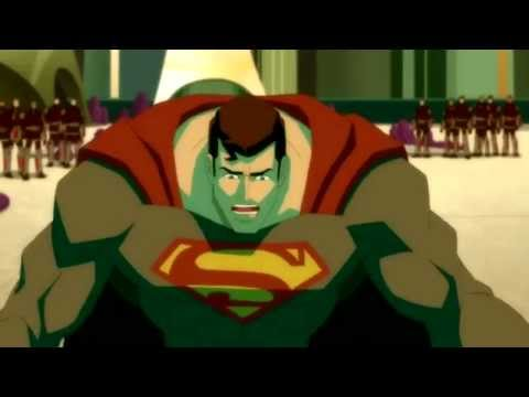 Superman Unbound: Superman Escapes Kandor [HD]