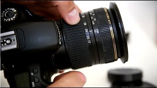 Tamron 17-35mm f/2.8-4.0 lens review with samples (Full-frame and APS-C)
