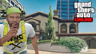 GTA 5 Online - Solo Secret Place Glitches! Best Inside Michael House! GTA 5 Glitches!