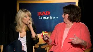 Bad Teacher - Lucy Punch and Phyllis Smith