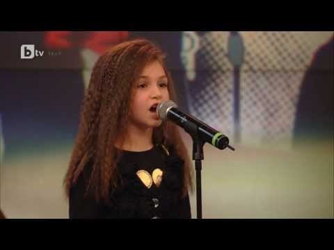 Amazing young singer covers Beyonce's Listen- only 9 years old !