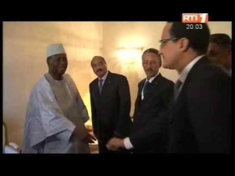 Arabie Saoudite: Entretien du PR et du président mauritanien, Mohamed Ould Abdel Aziz