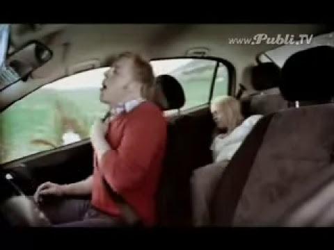 Publicidad... Cinturon de seguridad