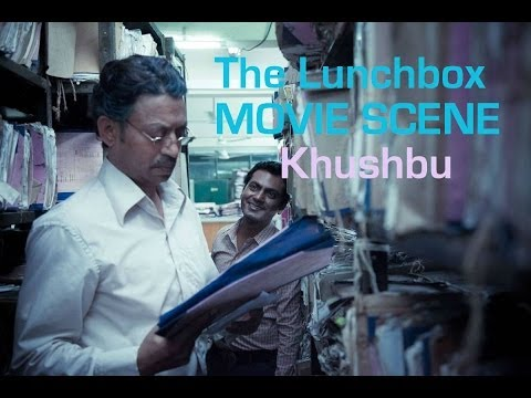 The Lunchbox I Khushbu I Movie Scene I