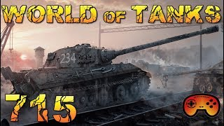 Der Müllhaufen?! #715 World of Tanks - Gameplay - German/Deutsch - World of Tanks