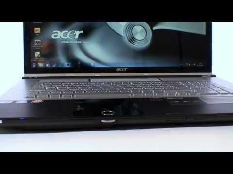 ZDNet.de - Acer Aspire Ethos 8943G: Höchstleistung in Alu