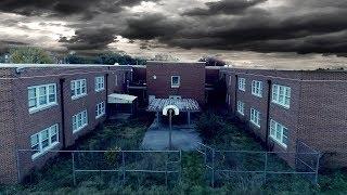 HAUNTED CHILDREN'S MENTAL ASYLUM - 3AM OVERNIGHT CHALLENGE | OmarGoshTV