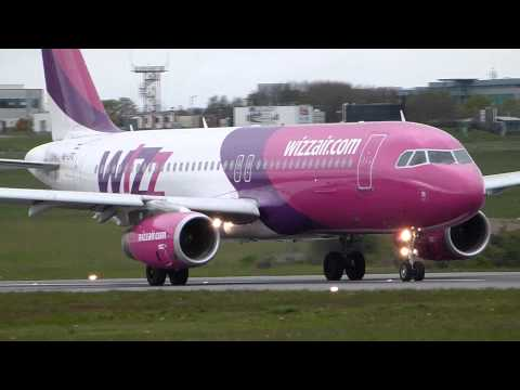 {HD} The Last Wizz Air Departure From Cork