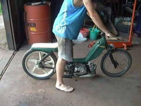 motos 2 tiempos preparadas