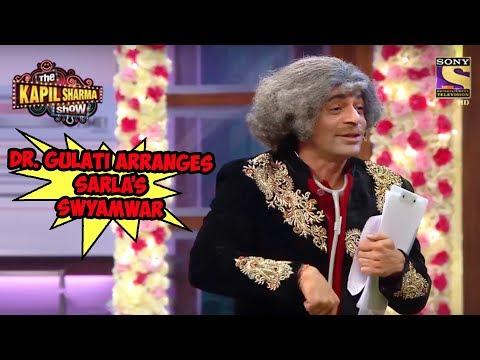 Dr. Gulati Arranges Sarla's Swyamwar - The Kapil Sharma Show