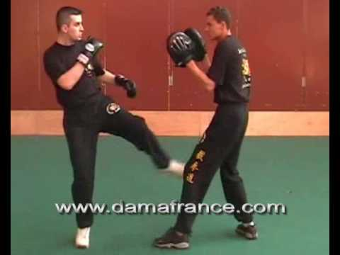 Jun Fan Jeet Kune Do KickBoxing 3 par Denis VAZARD Image 1