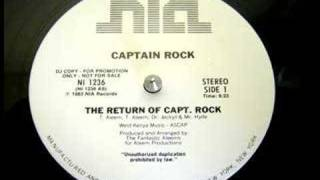 Captain Rock - The Return of Captain Rock