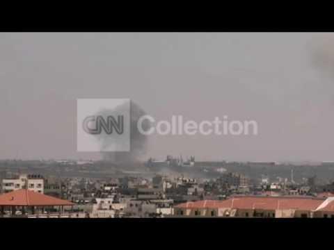 MIDEAST: GAZA AIR STRIKE TUESDAY