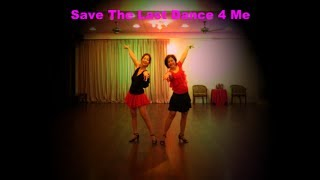 Save The Last Dance 4 Me (Demo-Emmylou Harris) - Kim-Fundanzer (Msia) July 2017
