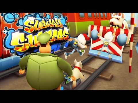 Subway Surfers Full Gameplay For Children HD!