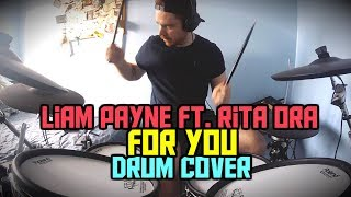 "Download Lagu Liam Payne ft. Rita Ora - ""For You"" (Drum Cover) - Fifty Shades Freed Gratis STAFABAND"