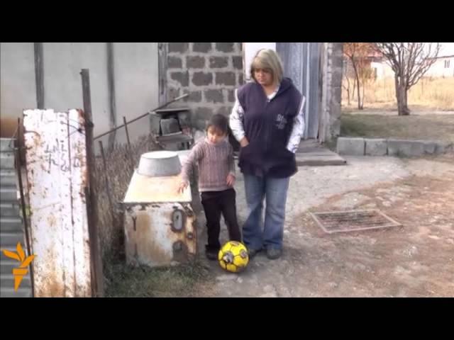 Armenian Earthquake Anniversary A Return To Gyumri