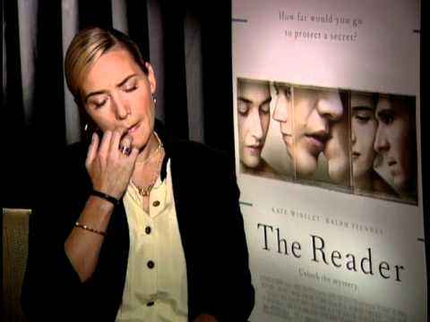 The Reader - Exclusive: Kate Winslet Interview