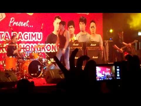 ada band LIVE  hong kong  07/10/2012