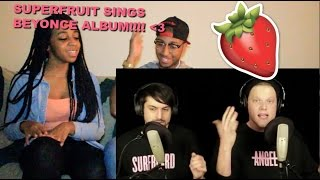Download Lagu Couple Reacts : Beyonce Medley By Superfruit Reaction!!! Gratis STAFABAND