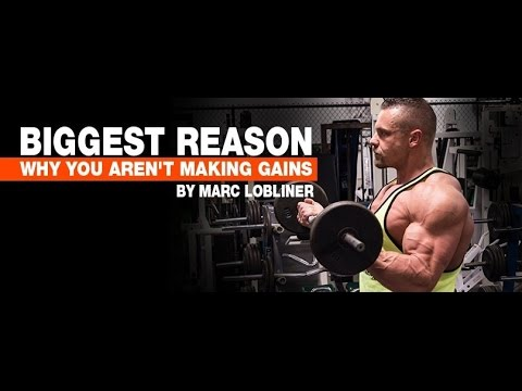 Single Biggest Reason Why You Aren't Making Gains