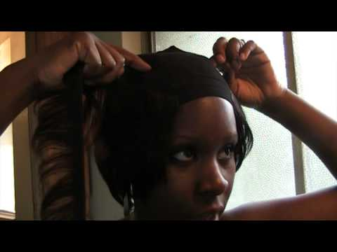 Duby invisible part quick weave wig (pic tutorial)