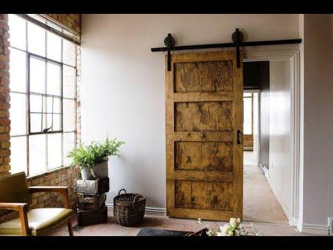 Cool Interior Sliding Door Ideas