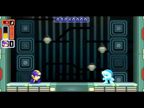 [LIVE STREAM] Megaman Powered Up (PSP) - New Style 6/7
