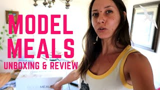 Model Meals Unboxing & Review: Whole 30 Cooked Meal Delivery