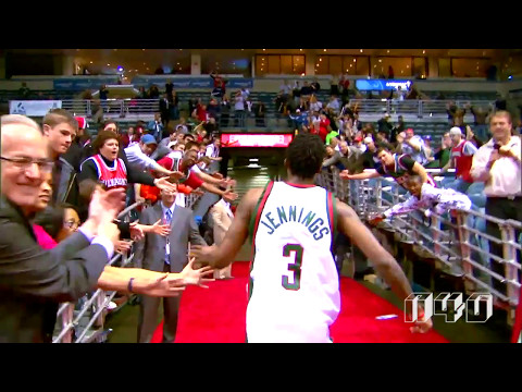 Brandon Jennings & Josh Smith: Welcome to Detroit ᴴᴰ