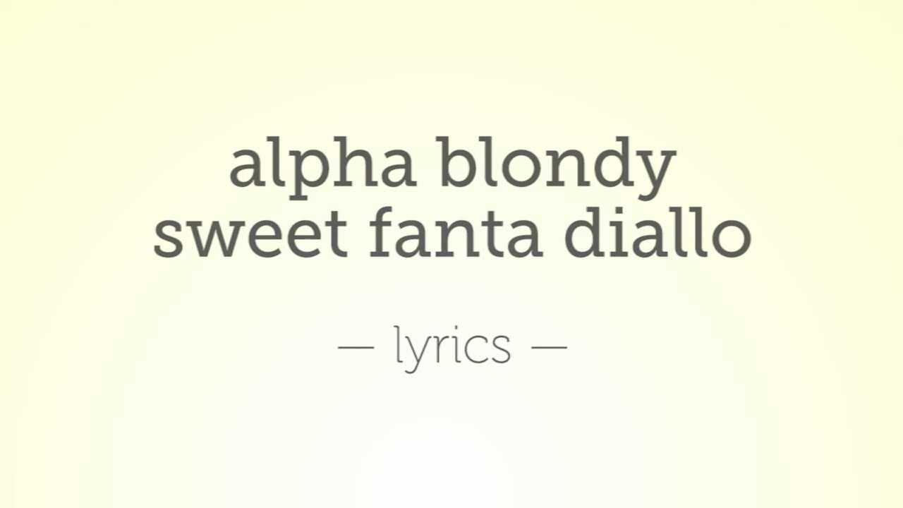 Wanna Fanta (Original) - YouTube