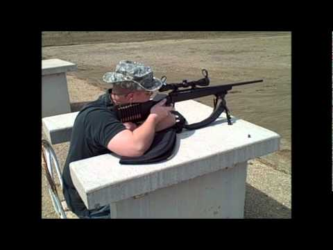 SAVAGE AXIS RIFLE 30-06 - HALF INCH SUB MOA AT 100 YARDS