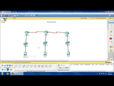 How to Configure OSPF Routing in Cisco Packet Tracer