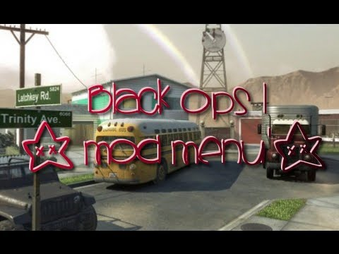 Black Ops ★MOD MENU★ USB Cfg + Download - no Jailbreak V2 - 720p