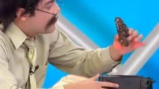 A turma do Marcelo sem dente - Poderoso Castiga exorciza Torradeira satânica