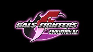 [MUGEN GAME] Gals Fighters Evolution RX by R2boxed/Begin Action R2 (The Waifu MUGEN game :3)