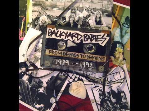 Backyard Babies - Like A Child