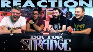 Doctor Strange Official Trailer 2 REACTION!!