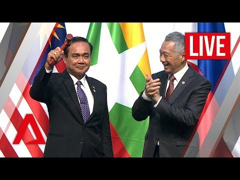 [LIVE HD] ASEAN Summit closing ceremony in Singapore