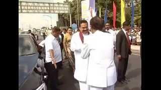 E-03 - Colombo - Katunayake Expressway Opening Ceremony
