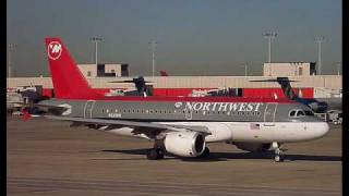 Northwest Airlines Tribute