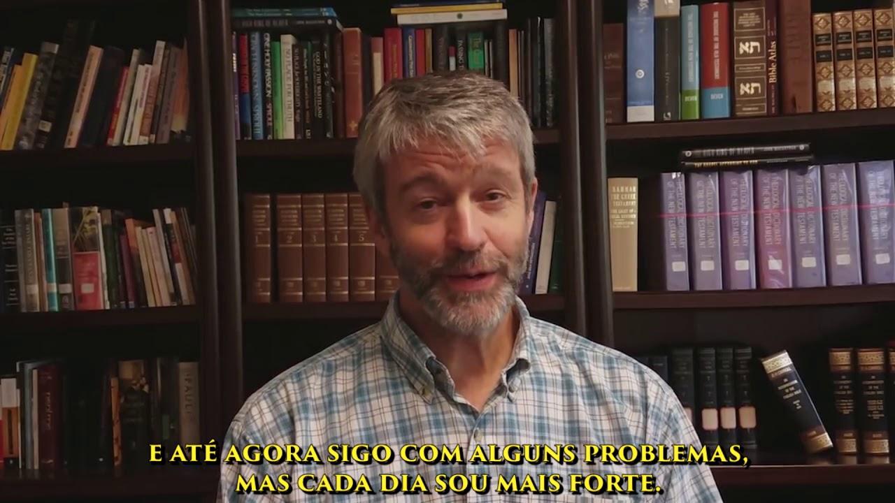 Paul Washer Fala Sobre seu Estado de Saúde