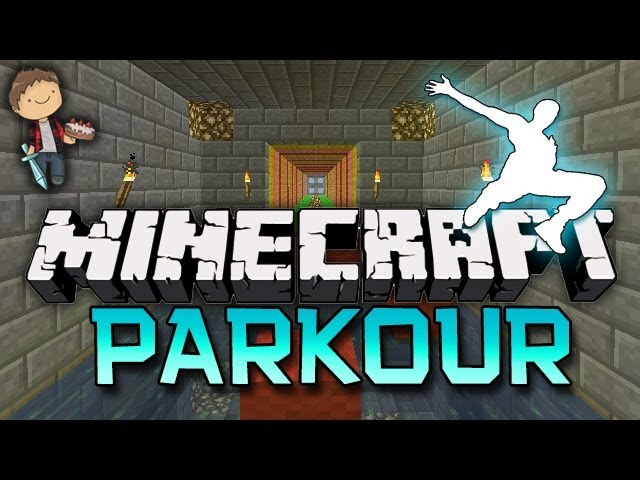 Minecraft: Parkour of Minecraft w/Mitch & Jerome!