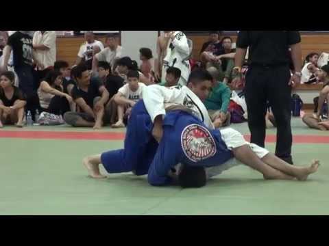 後藤貴史 vs Alan Yamashita / Jiu Jitsu Priest CUP 2014 GIFU