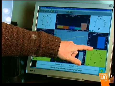 Una estaci n meteorol gica en casa youtube - Estacion meteorologica precio ...