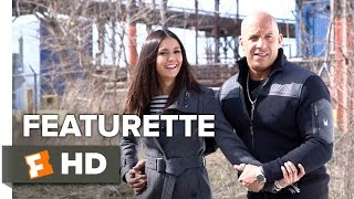 xXx: Return of Xander Cage Featurette - The Cast (2017) - Vin Diesel Movie