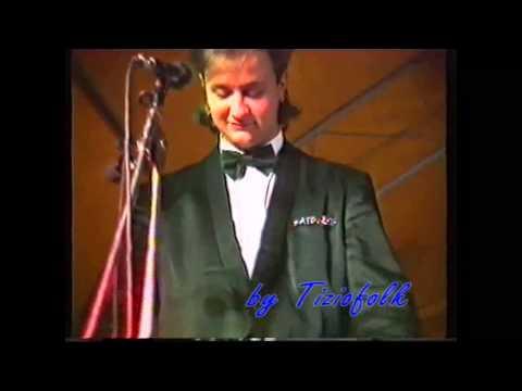 SERENATA ALLA LUNA valzer e Presentazione componenti dell'orchestra di ARMANDO SAVINI ad agosto 1991
