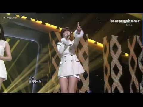 Hwayoung S Rap Cut We Were In Love Live Hd Youtube