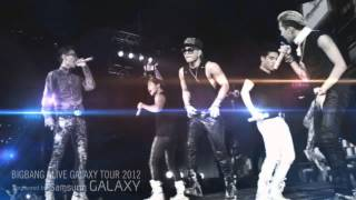 BIGBANG - Episode in Philippines (Ver.1) @ ALIVE GALAXY TOUR 2012